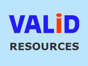 VALID Resources