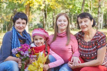 Families photo