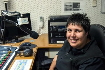 Georgia Green at Gippsland FM